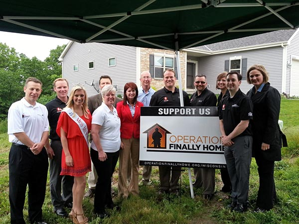 Neumann developments inc proudly supporting operation for Operationfinallyhome org